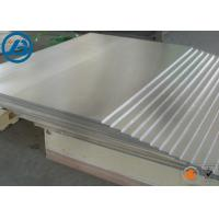 WE Series Magnesium Alloy Plate / Sheet / Slab High Strength Casting Alloys Manufactures