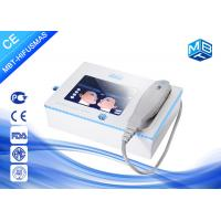 Portable Home Use High Intensity Focused Ultrasound HIFU Machine For Face Lifting Manufactures