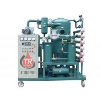 Dehydration and impurities removal Transformer Oil Filtration Equipment Manufactures