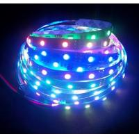 IP68 PVC tube+glue Digital magic dream color flexible led strip light Manufactures