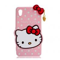 Quality lovely hello kitty silicon Case For iPhone 4 5s 6s plus SAMSUNG galaxy S6 S7 for sale