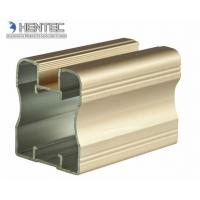 Bronze Anodized Aluminum Window Extrusin Profiles , With Finished Mchining Manufactures