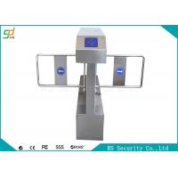 Intelligent Security Swing Barrier Gate Access Tripod Turnstiles Manufactures