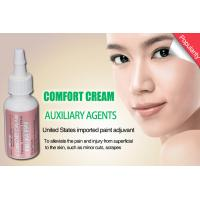 Local Anesthetic Comfort Tattoo Numbing Cream Gel Painless For Eyeliner , Lips Tattooing Manufactures