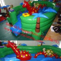 indoor inflatable playground Manufactures