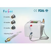 Fractional RF Microneedle Invasive For Skin Whitening, Wrinkles Removal Manufactures
