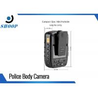 HD Infrared Night Vision Portable Body Camera Recorder 1080P Live 8 Hours Working Time Manufactures