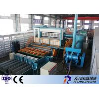 Full Auto Paper Egg Tray Machine , Rotary Pulp Tray Machine 4000Pcs / H Manufactures