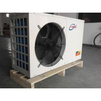 high efficiency,EVI air source heat pump water heater, can work at -25C,R417A,R407C,R404A, Manufactures