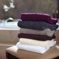 Buy cheap 100% cotton hotel bath towel from wholesalers
