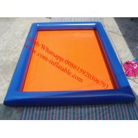 rectangular plastic pool large plastic swimming pool Manufactures