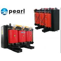 Customizable , Low Load Loss , Amorphous Alloy Dry Type Transformer , 33KV Power System Manufactures