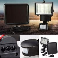 Quality IP65 Solar LED Flood Lights , Solar Powered Security Light With Motion Sensor for sale