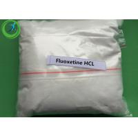 High Purity 98.5% Nootropic Powder Fluoxetine hydrochloride 59333-67-4 / 56296-78-7 Manufactures