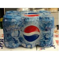 Quality PE Heat Shrinkable Shrink Packaging Material Shrink Plastic Film For Beverage Bottles for sale