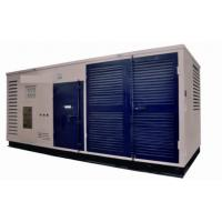 Quality Hydraulic CNG Compressed Natural Gas Stations 2300Nm3 110KW for sale