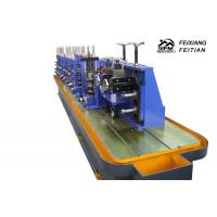 Aluminum Automatic Cold Roll Forming Machine , Reliable Steel Pipe Bending Machine Manufactures