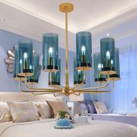 Buy cheap Modern Candlestick Pendant Hanging Lamp For Bedroom Kitchen Dining room Lighting from wholesalers