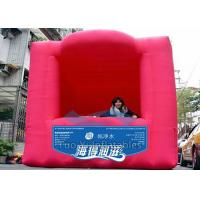 Quality Commercial Inflatable Trade Show Booth Market Pop Up Canopy Tent for sale