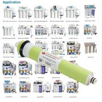0.0001 Micron 4 Stage Reverse Osmosis Replacement Filters96-98% Stable Rejection Manufactures
