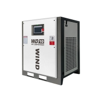IP55 7.5kw 10HP Wind Permanent Magnet Variable Frequency Screw Air Compressor Manufactures
