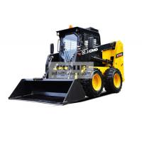 XT760 Skid Steer Loader Construction Machinery Safety And Reliability Manufactures