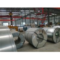 China 0.5mm Galvanized Steel Coils WISCO ANSTEEL Zine Coating Construction on sale