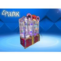 Quality Electronic Monster Drop Redemption Game Machine with LCD Monitor for sale