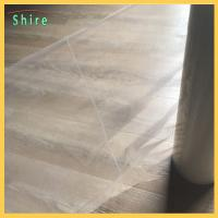 Crack Line Carpet Protection Film Poly Ethylene sticky carpet protector roll Manufactures