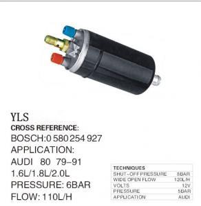 China OEM water-proof automotive electric fuel pump hi pressure 12v for car AUDI on sale