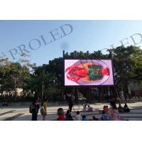 3 In 1 SMD Full Colour Led Display , Die Cast Aluminum Rental Large Led Display Panels Manufactures