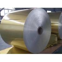 Hydrophilic Coating Aluminium Foil Roll Width 100mm-1600mm For Air Conditioner Manufactures