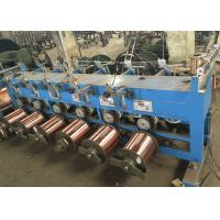 Wire Buncher Machine With Fine Wire Payoff , Cable Bunching Machine PC250 To PND300 Bobbin Manufactures