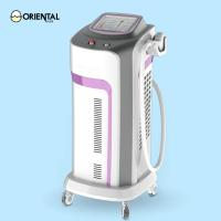 Pink 808nm Home Laser Hair Removal Machines 75kg For Beauty Spa Manufactures