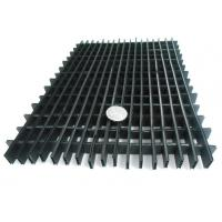 China mini corrugated plastic divider flexible removable partition on sale
