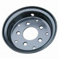 Forklift Steel Wheel with Good Quality and Competitive Price Manufactures