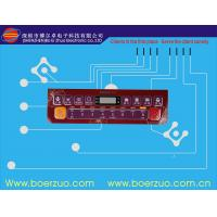 Silver Paste Printed Flexible Circuit Waterproof Membrane , Household Appliances Machine Manufactures