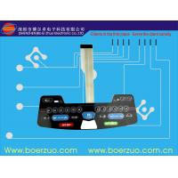 Flat Keypad Waterproof Membrane Switch LED for Analytic Instrument Manufactures