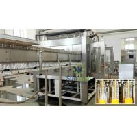 China Automatic Concentrate Hot Filling Machine Drinking Juice Production Plant on sale