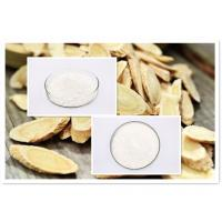 China 84687-43-4 Astragaloside IV HPLC test 98% Astragalus Extract Colorless Crystal on sale