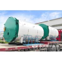 China Safety Gas Fired Hot Water Boiler Gas Hot Water Furnace For Breeding Greenhouses on sale