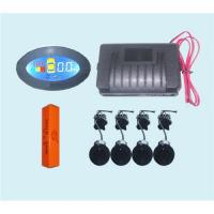 PZ803 Wireless LCD Parking Sensor Manufactures