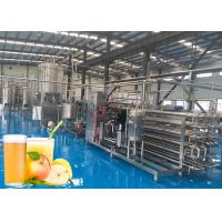 China Industrial NFC Apple Processing Line HPP Fruit Juice Processing Equipment on sale