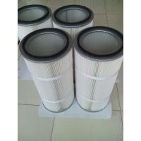 Electronic workshop pleated filter cartridge for dust removal Manufactures