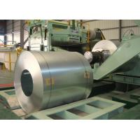 OEM 508mm CR3 S280 / S320 / S350 / S380 Hot Dip Galvanized Steel Coils Screen Manufactures
