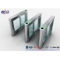 304 Stainless Steel Card Read Swing Arm Barriers Security Pedestrian Control