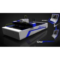 1200W fiber laser cutting for sheet metal processing , cutting size 1500*3000 mm Manufactures