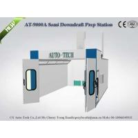 China 2015 New AT-9000A Semi Downdraft Spray Booth, paint booth,Exhaust Air from Back on sale
