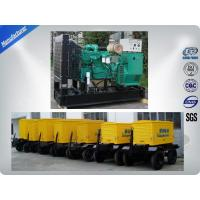 Brand new! Trailer Mounted 30kw / 37.5 kva generator price with USA Cummins engine Manufactures