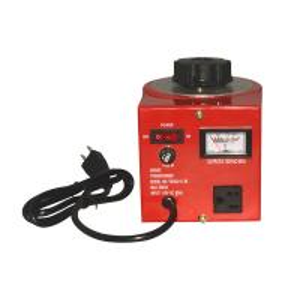 Contact Type 220V Variac Voltage Regulator Single Phase Variac Variable Transformer Manufactures
